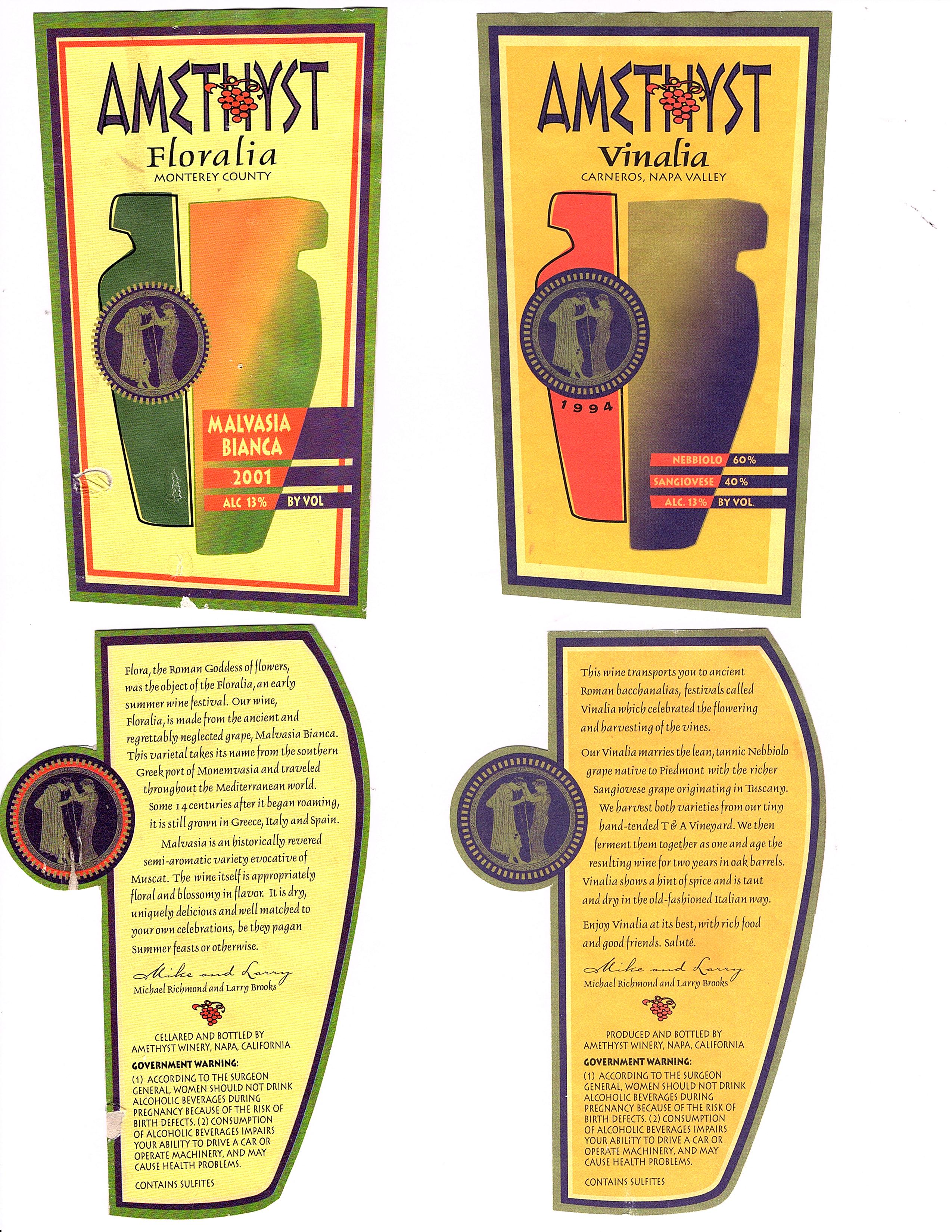 4d6c14dbc California - Wine Label Collection, Library